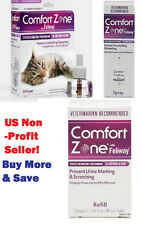 Kitten Cat Comfort Zone Refill OR Diffuser OR Spray OR Pkg DEAL! Feliway SAVE!