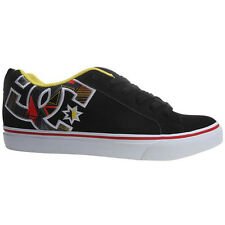 DC SHOES Court VULC Mens Size 12, 13 skateboard black graffiti BRAND NEW Skate
