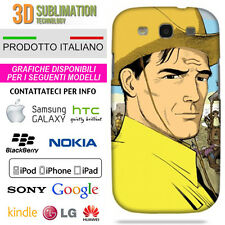 COVER TEX WILLER PER IPHONE IPOD GALAXY Z10 HTC LUMIA XPERIA NOTE LG