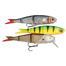 Savage Gear Soft 4 Play Lure Pack With Lip Skull Cap *All Sizes*  *FREE POST*