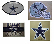 Dallas Cowboys Decal Sticker NFL Football Licensed - Choose You Item
