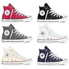 CONVERSE All Star Chuck Taylor High Top Shoes YOUTH KIDS Unisex Canvas Sneakers