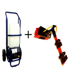 IMPRESSOR 25L WFP TROLLEY  &  WATERFED POLE SET (complete system)