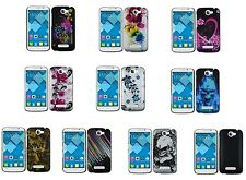 Alcatel One Touch POP ICON A564C Hard Phone Case