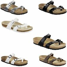 Birkenstock Classic Mayari - contoured footbed, Narrow - many Colors NEW Germany