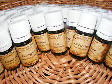 Natural pure essential oils 5ml 0,17 Oz for aromaterapy, Free worldwide shipping