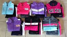 Girl's Nike Sweatsuits track suit Athletic jacket pants