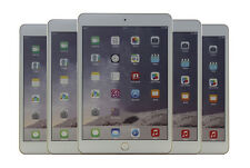 Dummy for iPad mini 3 / Air 2 Colorful Screen Display Non Working Toy 1:1 Gold