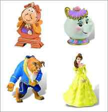 Bullyland Disney Beauty And The Beast Figures Figurines Toys Cake Toppers