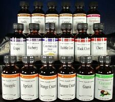 LORANN SUPER STRENGTH CANDY OILS OVER 30 FLAVOURS IN 10ML & 30ML BOTTLES