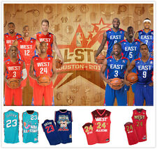 Hot 2013 All-Star Game Basketball Jersey Swingman SW Kit Vest Souvenir Keepsake