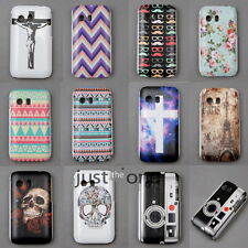 Cute Fashion Stylish Patterns Hard Case Cover Back f Samsung Galaxy Y S5360 NEW