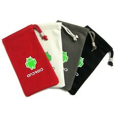 Android Phone Cloth Pouch Case For Gigabyte GSmart Rio R1
