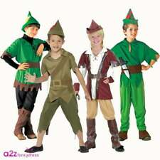ROBIN HOOD PRINCE OF THIEVES BOYS GIRLS BOOK DAY CHARACTER FANCY DRESS COSTUME