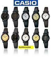 Casio Women's LQ139A Black Casual Classic Analog Watch