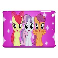 My Little Pony Cutie Marks Unicorn Family  Case for  iPad 2,3,4 / Mini / Air