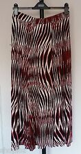 M&S Collection Sizes 12 14 Long A Line Jersey Pull On Maxi Skirt Bnwt 36L 39L