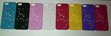 iPhone 5/S Flower 3D Sculpture hard plastic Case Cover + Screen Protector