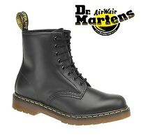 DM Docs Dr Martens Airwair 1460Z black 8 eyelet non-safety boot sizes 3-15