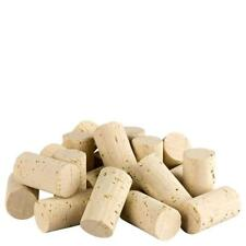 50 - 1000 NEW Natural Wine Corks (Straight, blank) new wine corks, wine stoppers