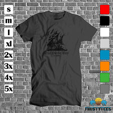 MENS/WOMENS THE PIRATE BAY EST 2003 FILE SHARING INTERNET EFF T-SHIRT TEE NEW