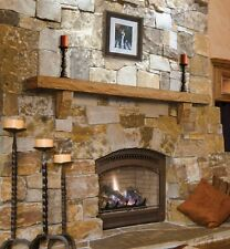 """Pearl Mantels Perfection 60"""" cast stone shelves for fireplace, TV, etc. 4 colors"""