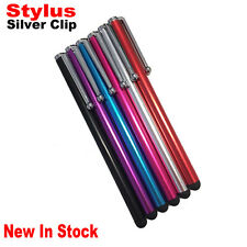 Universal Capacitive Stylus Touch Screen Pen For Apple iPhone iPad HTC Tablet PC