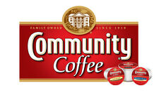 Community Coffee K-Cups 12 Count For Keurig, Single-Serve Coffee - ALL FLAVORS