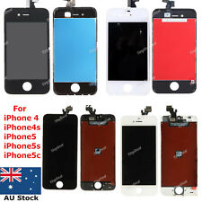 Replacement LCD Digitizer Touch Screen Display Assembly for iPhone 4 4S 5G 5S 5C