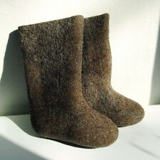 Valenki Russian Traditional Winter Boots 100% Wool (All Sizes)