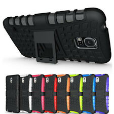 HEAVY DUTY SHOCKPROOF TOUGH BUILDERS HARD CASE COVER FOR MOBILE PHONES