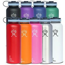 Hydro Flask 40 oz  Wide Mouth Insulated Stainless Steel Water Bottle - Assorted