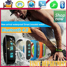 Smart Wrist Watch Bracelet Pedometer Step Walking Calorie Counter Sport Tracker