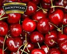 BBQ CHERRY Smoking Wood Chips 1Ltr - for Smokers, Pizza Ovens & bbq's