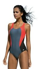 Women swimming costume one piece swimsuit swimwear flat seams,Sport Build in Bra