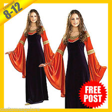Ladies Costume Fancy Dress Up RD Licensed Lord of the Rings Deluxe Arwen 8 10 12