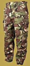 Grade 1 British Army S95 Woodland DPM Camo Trousers Combat Hunting Grade 1