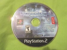 Terminator 3: The Redemption  (Sony PlayStation 2, 2004)