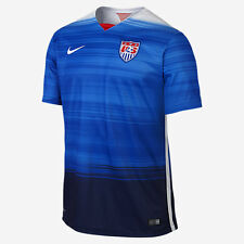 NIKE USA AWAY JERSEY 2015/16 US SOCCER TEAM.