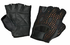 COTTON BACK MESH GLOVES HALF FINGER WEIGHT LIFTING GLOVE SHOP