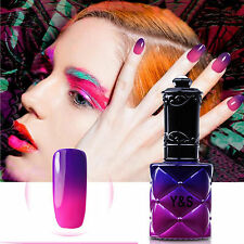 15ML Temperature Change Color Gel Nail Polish Soak Off  UV Gel Nail Art Varnish