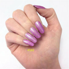 8ml UV Nail Gel Polish Perfect Summer Soak Off Glitter Color Varnish Brand New