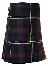 Great Gift: Boy's Kids Deluxe Polyviscose Kilt Heritage of Scotland Tartan NEW!