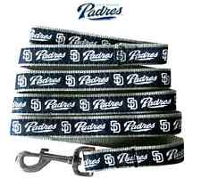 MLB Pet Fan Gear SAN DIEGO PADRES Sport Leash Leashes for Dog Dogs Puppy Puppies
