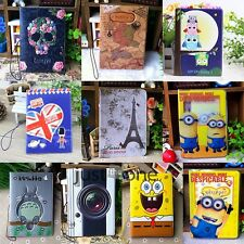 New Cute 3D Stereo Passport Holder ID Card Cover Folder Essential Travel Abroad