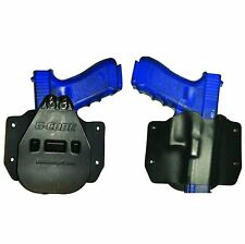 Paddle Holsters, HK, Taurus, Walther, Kydex, OWB, Outside Waistband