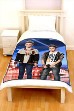 Bars & and Melody B.A.M Leondre Devries Charlie Lenehan Fleece Throw Rug