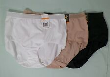 WACOAL COTTON SUEDE TAILORED BRIEF PANTY WOMEN'S UNDERWEAR #875202-NWT