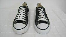 NEW! Converse Chuck Taylors Men's All Star Sneakers Low M9166 Black /  C13