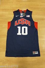 ORIGINAL NIKE AUTHENTIC KOBE BRYANT 2012 LONDON OLYMPIC USA BASKETBALL JERSEY